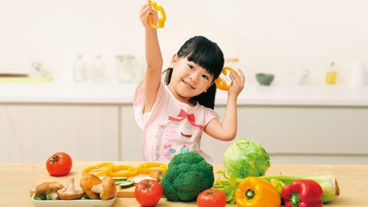 MASA:孩子也喜歡的鮮蔬料理
