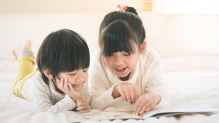 嬰幼兒真的會閱讀嗎?引導零到兩歲孩子進入閱讀世界