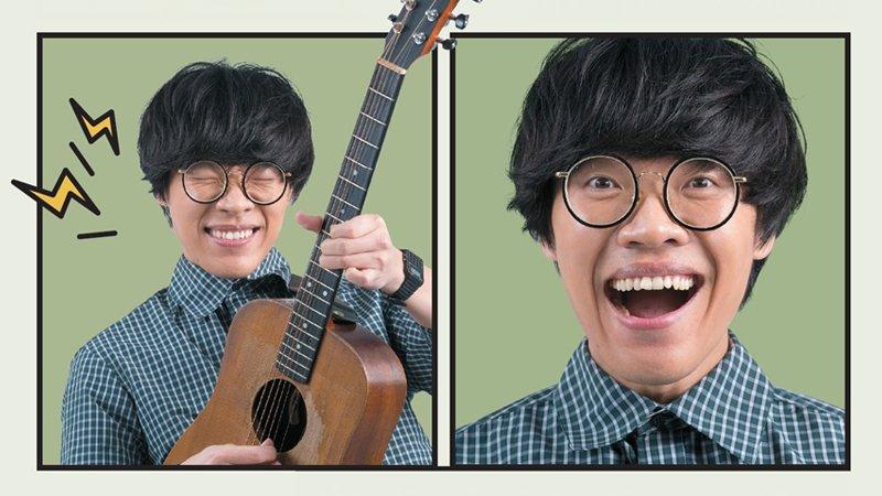 金曲創作歌手盧廣仲:盡情嘗試任何可能,連揮霍也要很有意識