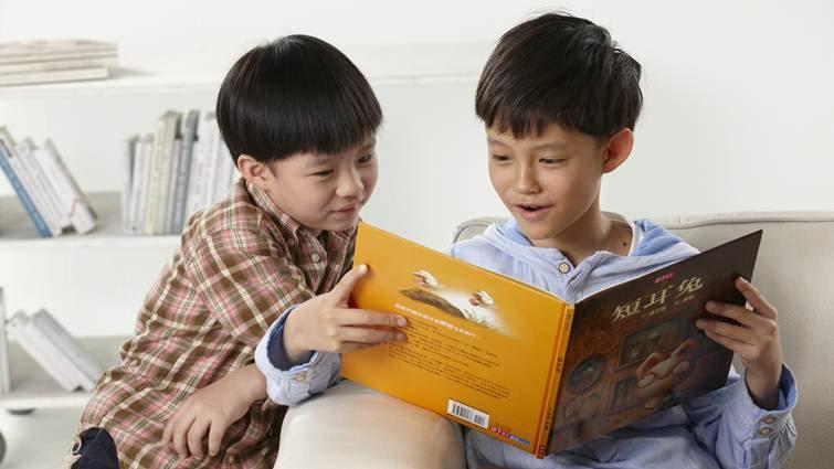 養大孩子「閱讀胃口」的9個妙方
