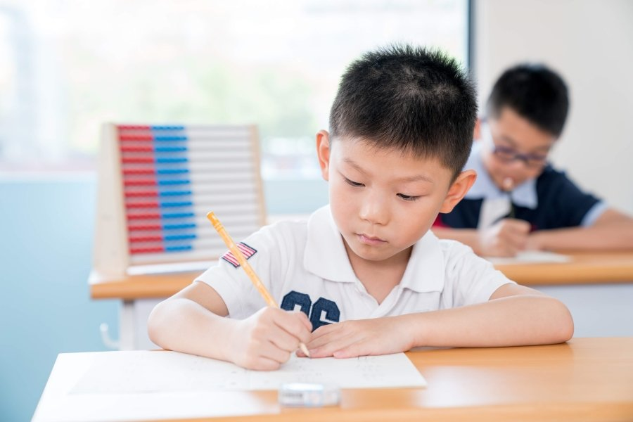 KUMON公文式教育 點燃孩子學習熱情  走出自己的路