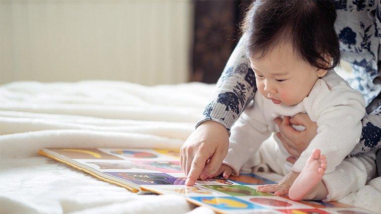 王淑芬:學齡前親子共讀繪本的小妙招