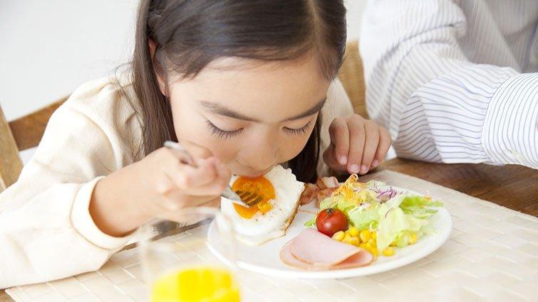 黃瑽寧:別為早餐跟孩子傷和氣