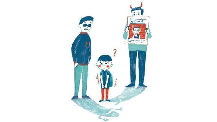 該教孩子幫助陌生人嗎?