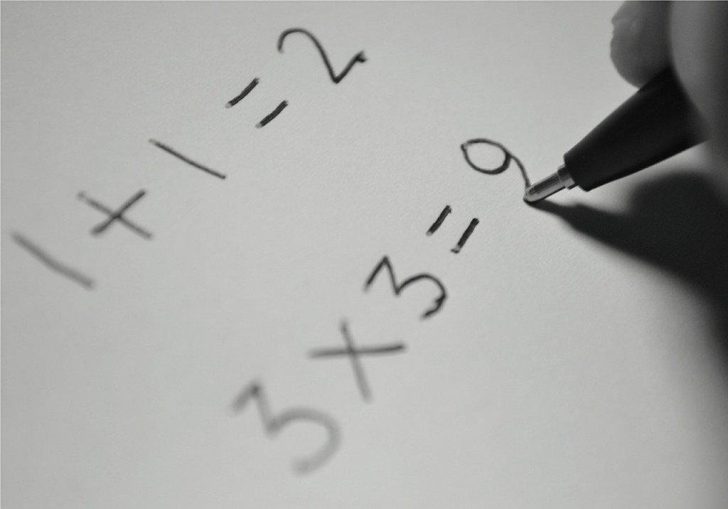 數學恐懼症會「遺傳」!