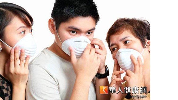霾害空襲台灣!林杰樑臉書15點叮嚀