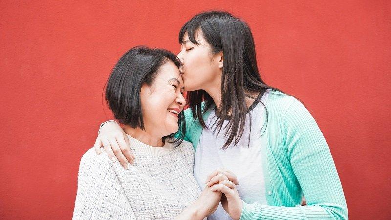 親愛的媽媽:從今而後,你不必再跟誰抱歉