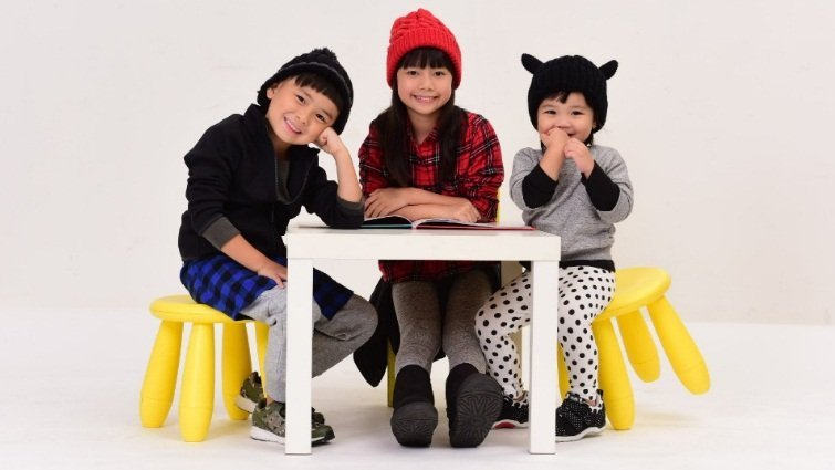 給孩子安心、安全、好動的平價時尚