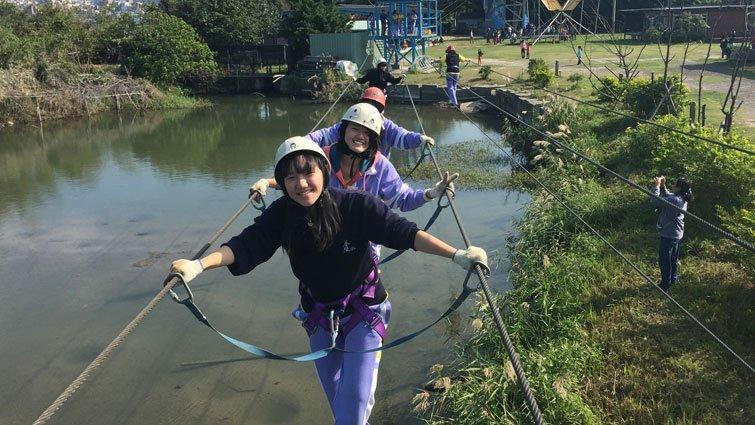 新北市金陵女中國中部:豐富自己和他人的學習之旅