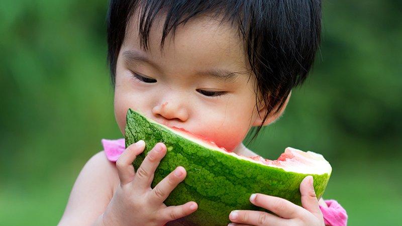張曼娟:清甜也苦澀的夏日西瓜回憶