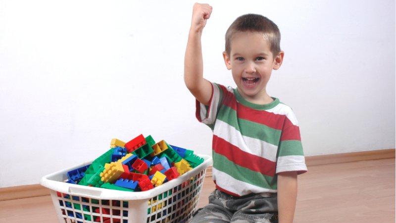 樂高世界創意無限,陪孩子玩出樂趣與興趣