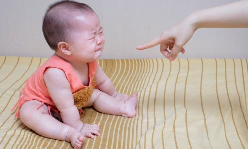 小心!喜怒無常的親子對話,會影響孩子的大腦發展