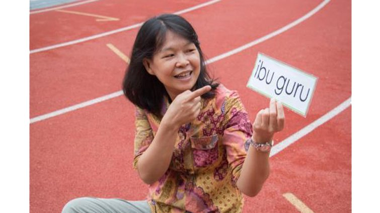 首批新住民語教學支援人員 陳珊蘭:帶新台灣之子認識文化的根