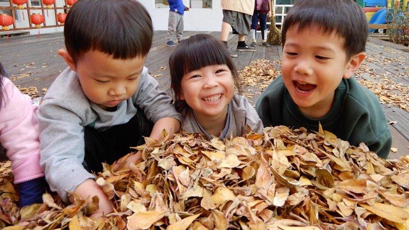 道禾幼兒園帶孩子依節氣過生活