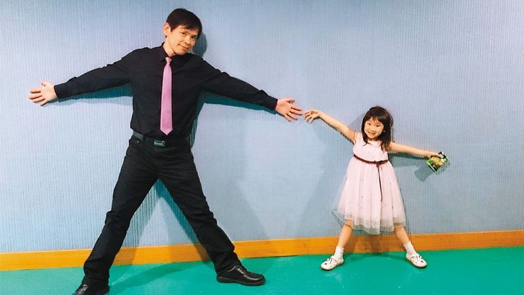 老ㄙㄨ老師:給小蘇姑娘的小一新鮮人禮物