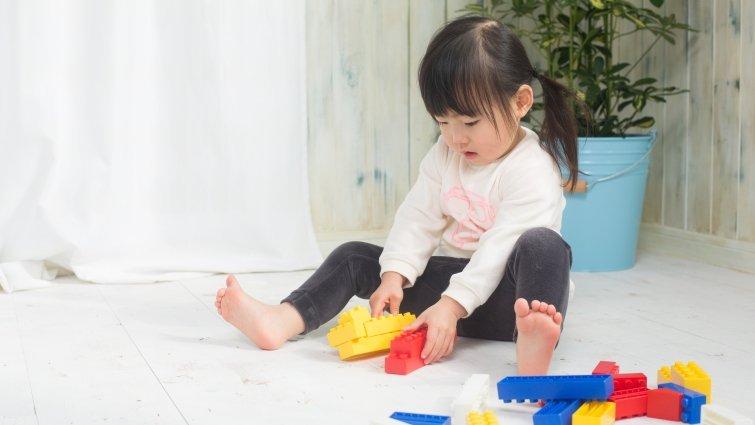 黃瑽寧:面對2歲的孩子,要先保有他擁有玩具的安全感