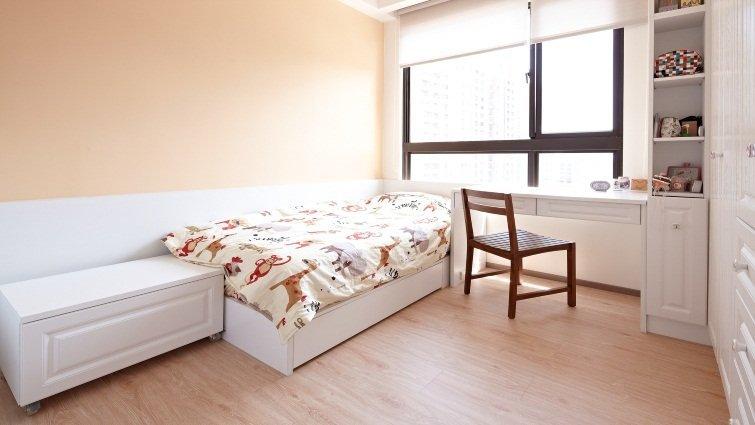運用色彩、燈光和氣氛,為孩子打造出舒適又放鬆的臥眠空間