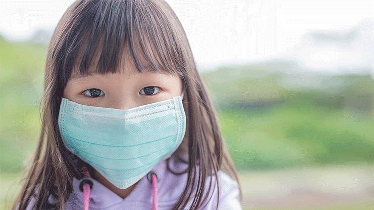 空汙危害 兒盟家長調查:逾1/3孩子呼吸道問題變嚴重