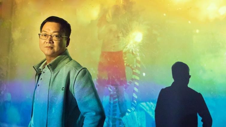 《寒單》導演黃朝亮為拍片體驗肉身寒單爺:炸傷時,愛你的人比你還痛