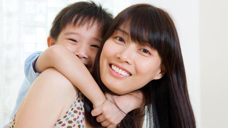 選擇當個不完美的媽媽