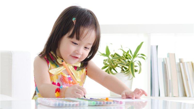 幼兒專注力,影響未來收入