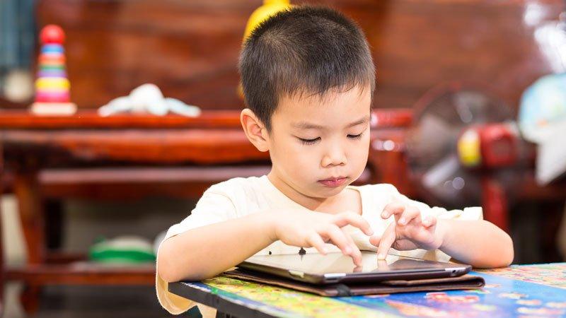 孩子玩3C只是假議題,做到「時間管控約定」才是重點