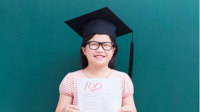 常春藤名校研究:考試最棒的成績不是100分?