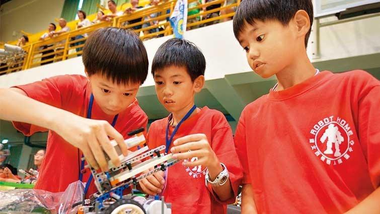 教育下一波:程式設計開啟孩子的未來