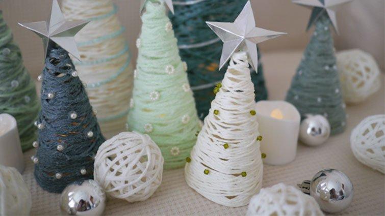 DIY聖誕樹,營造屬於大人的聖誕氛圍