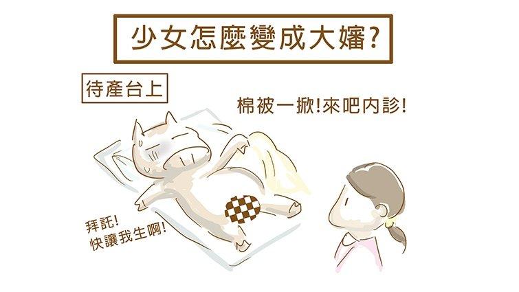 小劉醫師:少女為何變大嬸!?都是為了...