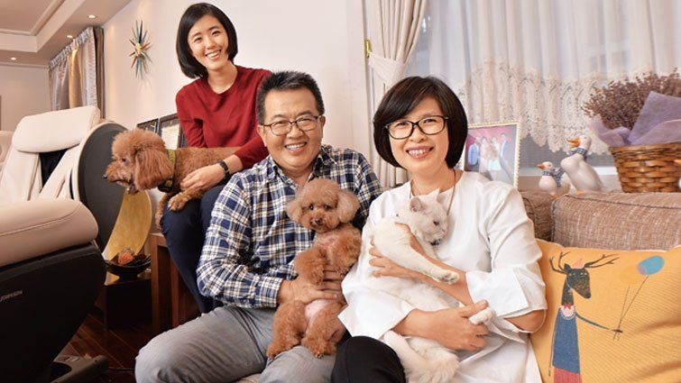 劉安婷父母:對我們來說,重要的是孩子被成全