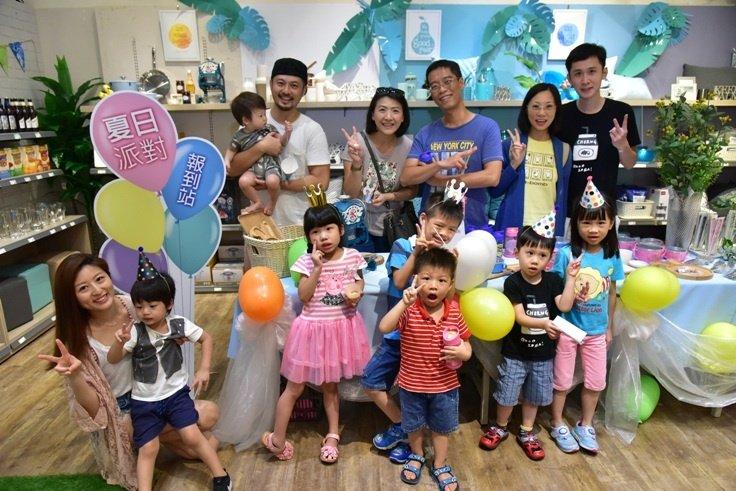 陪孩子體驗用雙手完成的美好,一起參加HOLA特力和樂夏日派對!