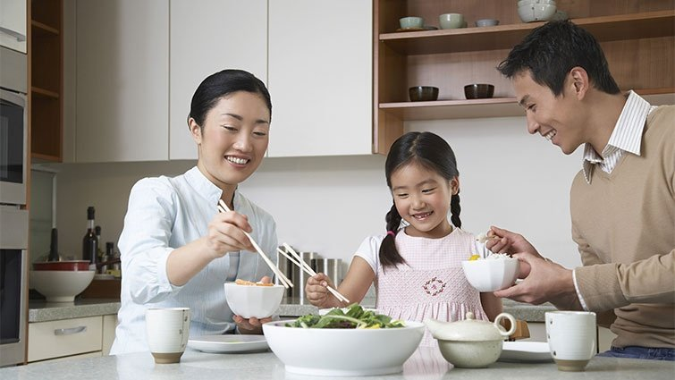 蔡穎卿:利用餐桌時光,練習「好好說話」