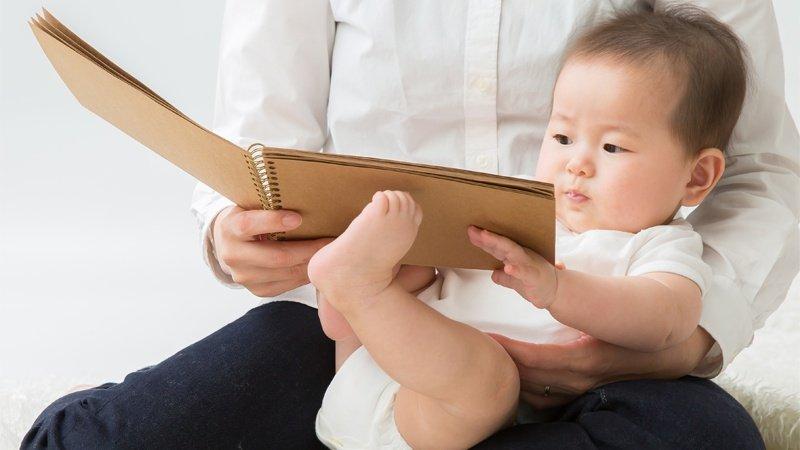 家長們,讀故事書給孩子聽吧!