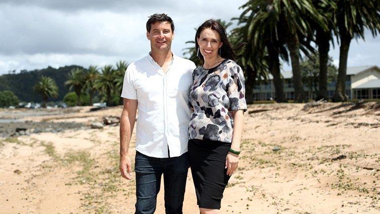 紐西蘭的「第一寶寶」,將由全職爸爸照顧