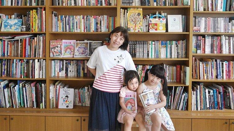 在閱讀路上打開奇幻故事書:教師、作家、媽媽──林佑儒的跨界人生
