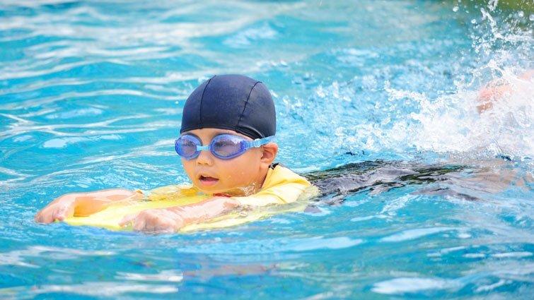 注意幼兒水上安全的12守則