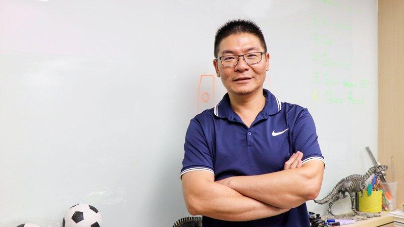 楊鎮澤讓技職學生不只是黑手,而是發明家!