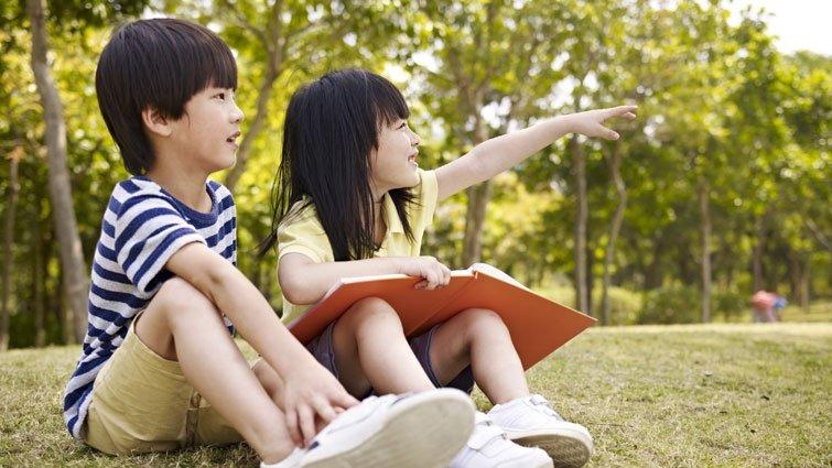 閱讀讓孩子與世界接軌