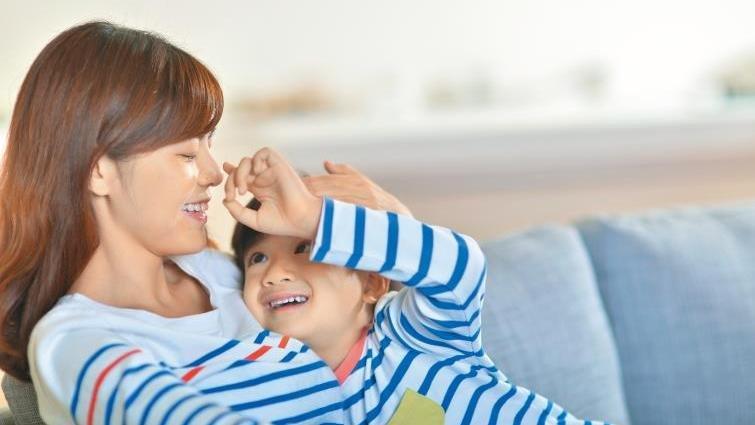 周慕姿:孩子的情緒不是你的責任