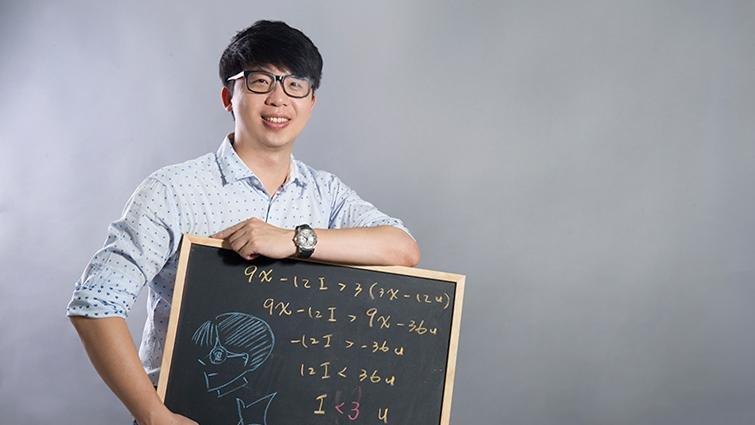 劉謙紙牌顧問莊惟棟:用魔術把數學變好玩