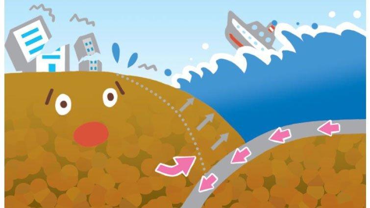 【圖解科學大驚奇】為什麼會發生地震呢?