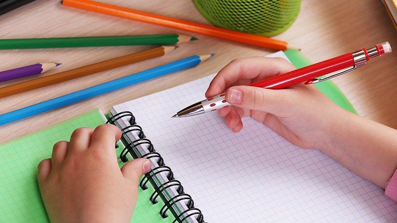 孩子的題庫、參考書、習作好多,如何有效收納整理?