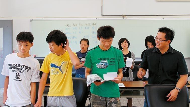 王政忠:翻轉教育要靠在地力量