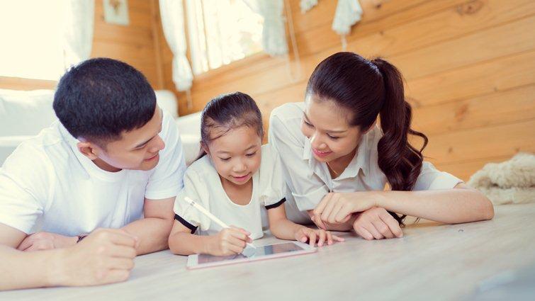 數位教養5行動,培養孩子自學力