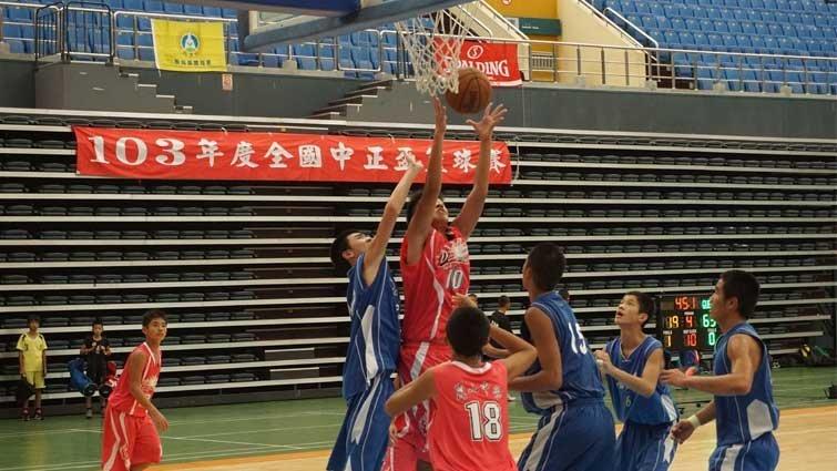 台南市崑山中學國中部:以體育建立學校品牌