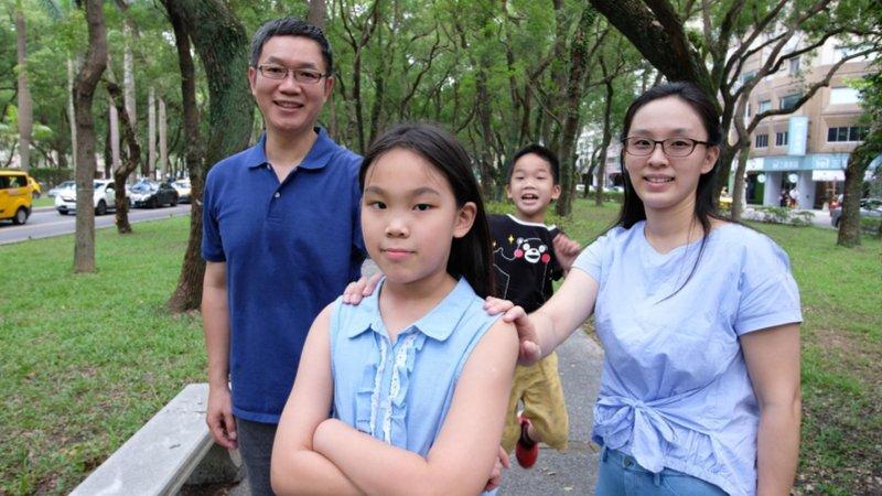 【罕病女童重生】女兒曾因鬥雞眼被排擠 林爸爸:她是拚了命才有現在
