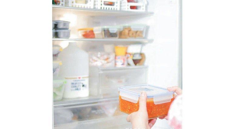 改變冰箱儲藏,伙食費省一半!