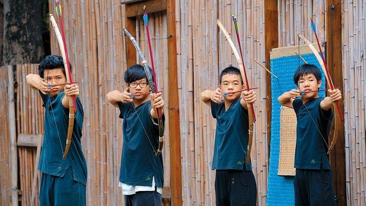台中道禾實驗教育學校:靜下心幫孩子看見自己