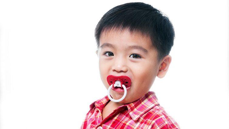 我的寶寶這樣戒奶嘴